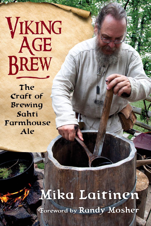 Viking Age Brew -kirjan kansi